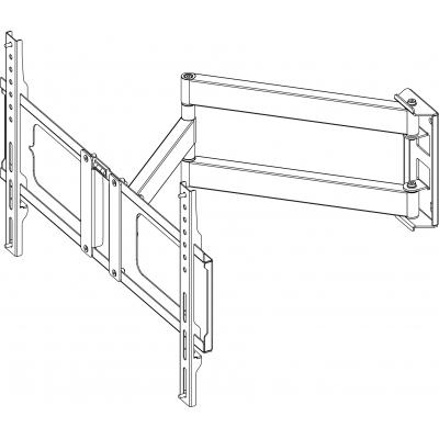 Allegri Крепление настенное для панели весом до 80 кг