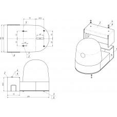 Полка настенная для камеры SONY SRG-X120_V2
