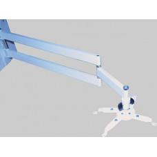 Кронштейн для проектора с обходом колонны