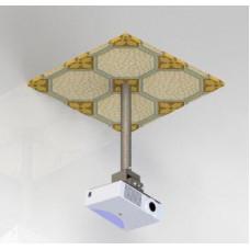 Потолочный кронштейн под проектор-2