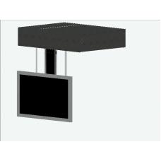 Лифт 2 Моторизованный потолочный выдвижной лифт-кронштейн