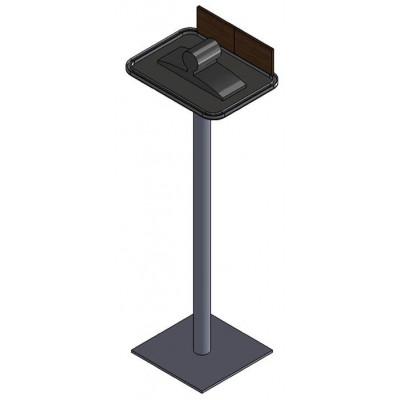 Моторизованная напольная стойка под камеру-4