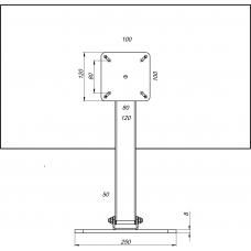 Allegri Подставка настольная NM-01