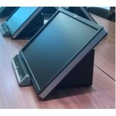 Настольная подставка под монитор со скрытой коммутацией