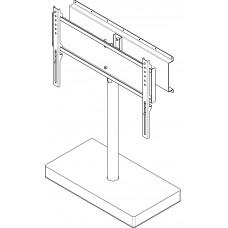 Настольная подставка для двух мониторов спина к спине