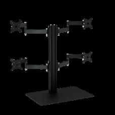 Настольное крепление для 4 мониторов ALG-420P