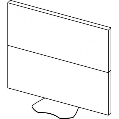 Кронштейн для 2-х мониторов ALG M21 под Lenovo ThinkVision P44w-10