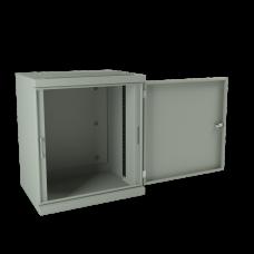 Уличный настенный телекоммуникационный rack-шкаф ALG RACK F 10