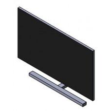 Allegri Презентационная напольная стойка под Samsung 75''