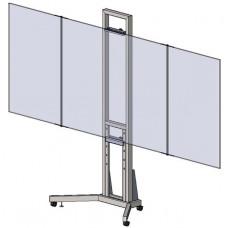 Напольная стойка под интерактивную доску PolyVision eno