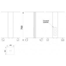 Напольная подставка под проектор-5