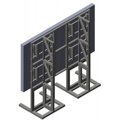 Универсальный модуль для напольных видеостен (для любого формата)