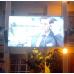 """Настенная видеостена 3x3 под Samsung 55"""" UD55A/UD55C с кронштейном откидного типа"""